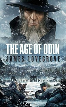 The Age of Odin by James Lovegrove| wearewordnerds.com