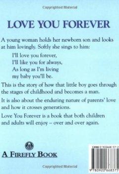 Livres Couvertures de Love You Forever