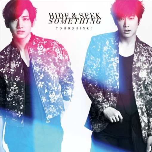[Single](DVDISO+FLAC) Tohoshinki 東方神起 – Hide & Seek / Something (Download)[2014.02.05]