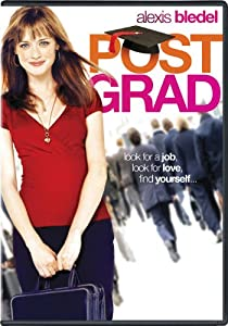 """Cover of """"Post Grad"""""""