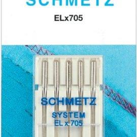 ELX705 Serger Needles -Size 12/80 5/Pkg