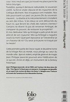 Livres Couvertures de Rois du monde, II, 1:Chasse royale: De meute à mort