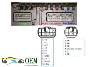 Reverse Wiring Harness for 19872007 Toyota Lexus Scion