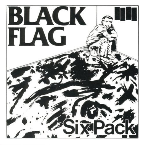 Black Flag-Six Pack-REISSUE-CDS-FLAC-1990-DeVOiD Download
