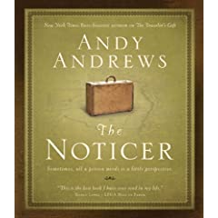 The Noticer-Audio: Sometimes, all a person needs is a little perspective.