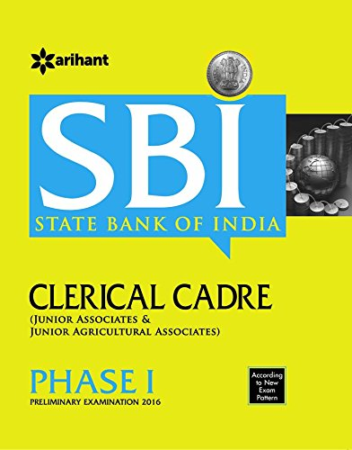 SBI Clerical Grade 2016 Junior Associates & Junior Agricultural Associates Guide - Phase-1