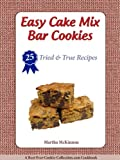 Easy Cake Mix Bar Cookies: 25 Tried and True Recipes