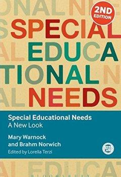 Livres Couvertures de Special Educational Needs: A New Look
