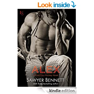 Alex: A Cold Fury Hockey Novel (Carolina Cold Fury Hockey)