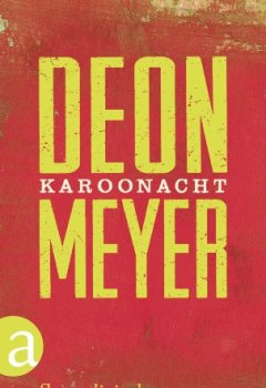 Buchdeckel von Karoonacht: Ein »Schwarz. Weiß. Tot.« Krimi