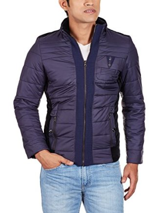 Fort Collins Men's Nylon Jacket (46121_X-Large_Navy)