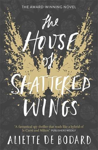 Book Cover House of Shattered Wings