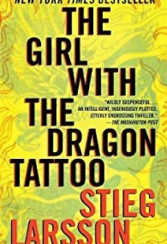 Livres Couvertures de Girl With The Dragon Tattoo