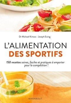 Livres Couvertures de L'alimentation des sportifs