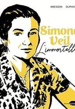 Livres Couvertures de Simone Veil : L'immortelle