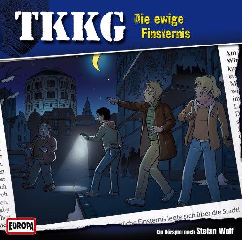 TKKG (184) Die ewige Finsternis (Europa)