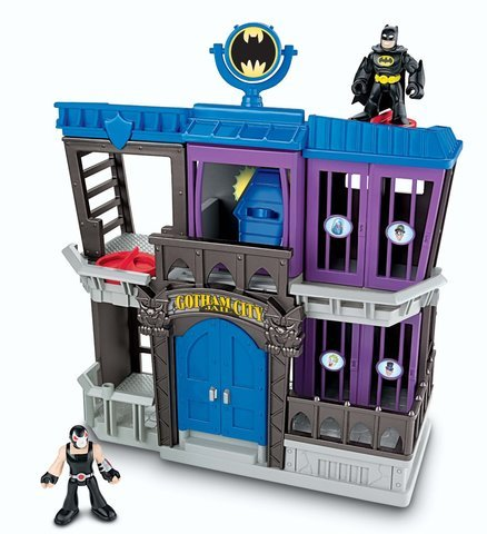 Fisher Price Imaginext Batman Play set