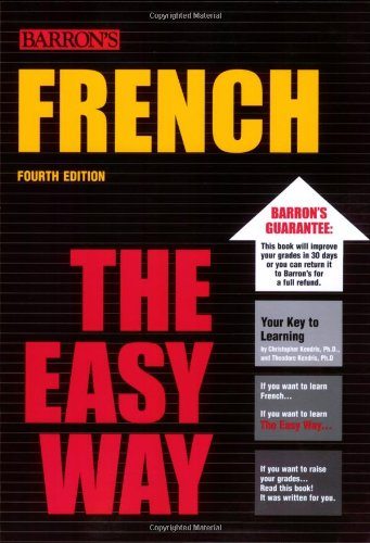 French The Easy Way (Easy Way Series)