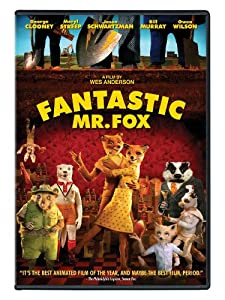 "Cover of ""The Fantastic Mr. Fox"""