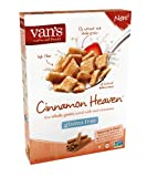 Van's Cinnamon Heaven Gluten Free Cereal, 11 Ounce Box