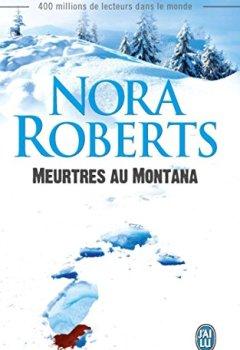 Livres Couvertures de Meurtres au Montana