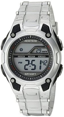 Armitron-Sport-Womens-456984-Digital-Chronograph-Resin-Strap-Watch