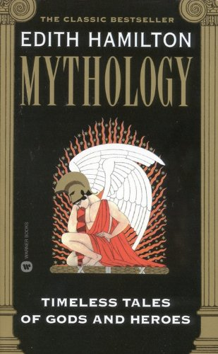 """Cover of """"Mythology: Timeless Tales Of Go..."""
