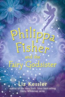 Philippa Fisher and the Fairy Godsister by Liz Kessler| wearewordnerds.com