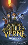 Les aventures du jeune Jules Verne, tome 1 : L'île perdue