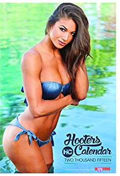 Hooters 2015 calender