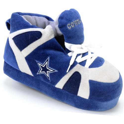 dallas cowboys slipper