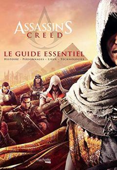 Livres Couvertures de Guide Essentiel Assassin's Creed