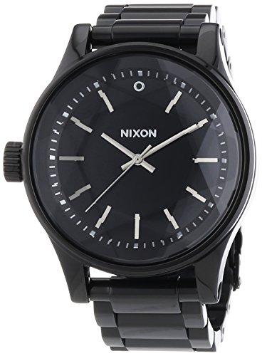 nixon a384-001 ladies facet,video review,black watch,(VIDEO Review) Nixon A384-001 Ladies Facet All Black Watch,