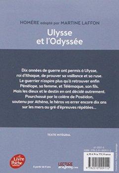 Livres Couvertures de Ulysse et l'Odyssée - Texte intégral