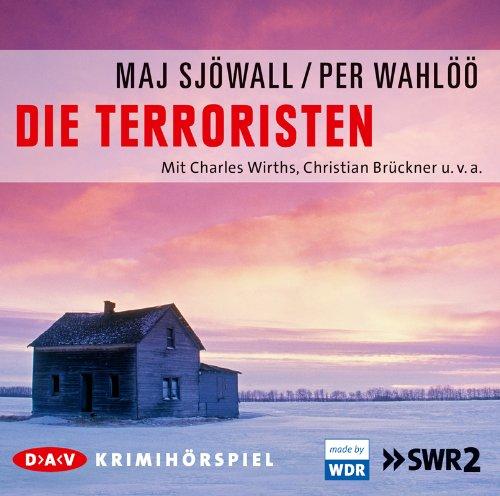 Maj Sjöwall / Peer Wahlöö - Die Terroristen (DAV)