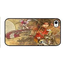 iPhoneケース iPhone5ケース/iPhone5sカバー/アイフォンカバー スマホケース 戦国無双