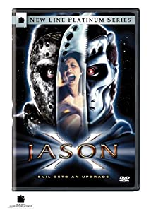 "Cover of ""Jason X (New Line Platinum Seri..."