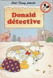 Donald détective (Mickey club du livre) par Claude Morand