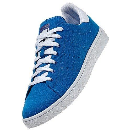 [アディダス] adidas メンズ STAN SMITH VULC SHOES ローカットスニーカー ブルーバード/ランニングホワイト(BLUEBIRD/RUNNING WHITE) US7.5(25.5cm) [並行輸入品]