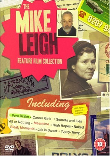 The Mike Leigh Film Collection [DVD]