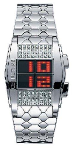 Cerruti Damen-Armbanduhr C 1881 Led Digital Quarz 4361857