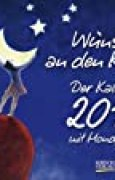 Wünsche an den Kosmos 2014: Tages-Aufstellkalender