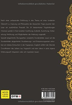 Buchdeckel von Hatha Yoga: Das komplette Buch
