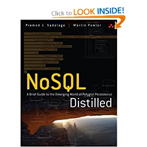 nosql distilled book