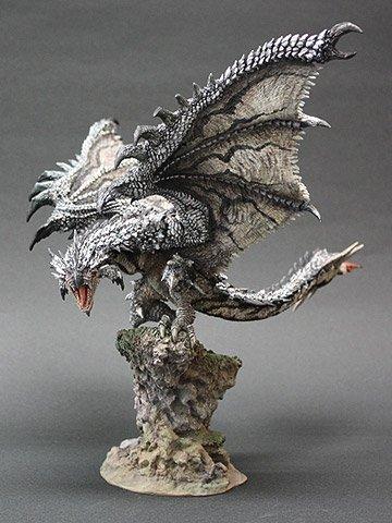 モンスターハンター 銀火竜 リオレウス 希少種 限定版