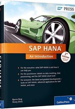 Livres Couvertures de SAP HANA: An Introduction by Bjarne Berg (2013-05-01)