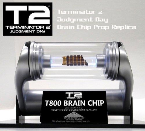 T-800 CPU /'Brain Chip/' Prop