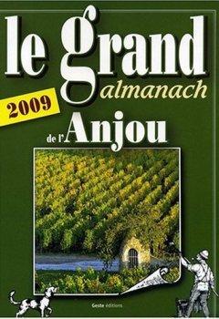 Livres Couvertures de Le grand almanach de l'Anjou