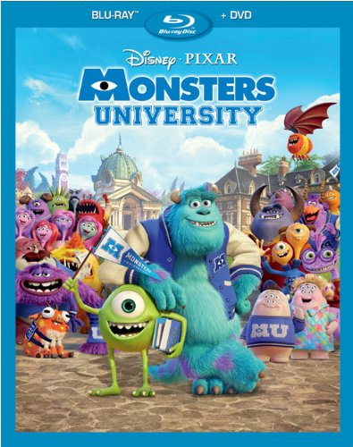 Monsters University Best Price DVD