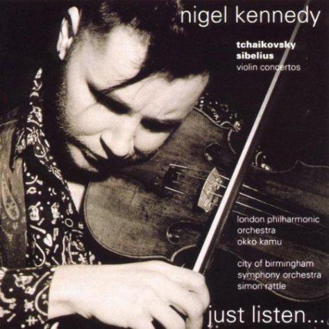 Nigel Kennedy-Just Listen...-CD-FLAC-1992-FORSAKEN Download